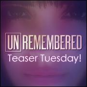 Teaser Tuesday - Badge