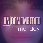 Unremembered Monday - Badge