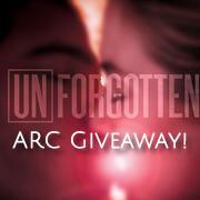 Unforgotten - ARC Giveaway