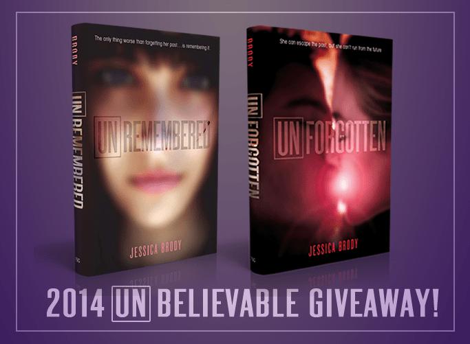 2014 unbelieveable giveaway