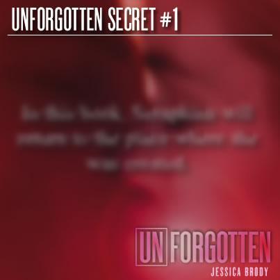 Unforgotten Sample Secret