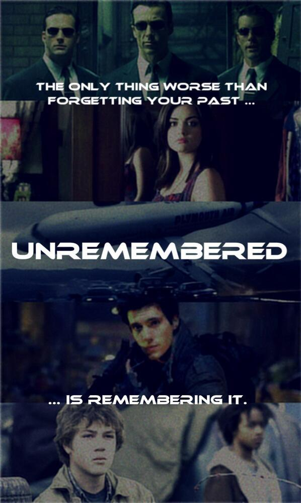 unremembered fan cover 4