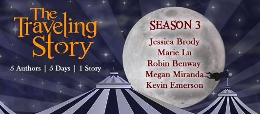 Traveling Story - Season 3 - Blog Banner