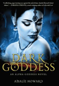 cover image dark goddess