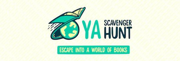 YA Scavenger Hunt banner