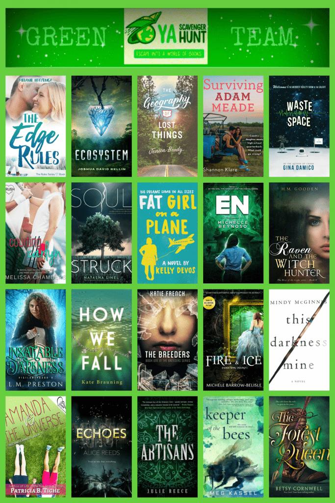 team-green-books